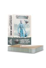 Games Workshop Aero/Imperialis: Aircraft & Aces T'au Air Caste Cards