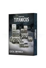 Games Workshop Adeptus Titanicus:: Civitas Imperialis
