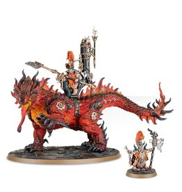 Games Workshop Fyreslayers: MagmaDroth