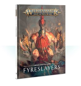 Games Workshop Battletome: Fyreslayers