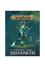 Games Workshop Sylvaneth Warscroll Cards
