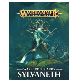 Games Workshop Sylvaneth Warscroll Cards
