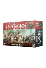 Games Workshop Warcry: Untamed Beasts