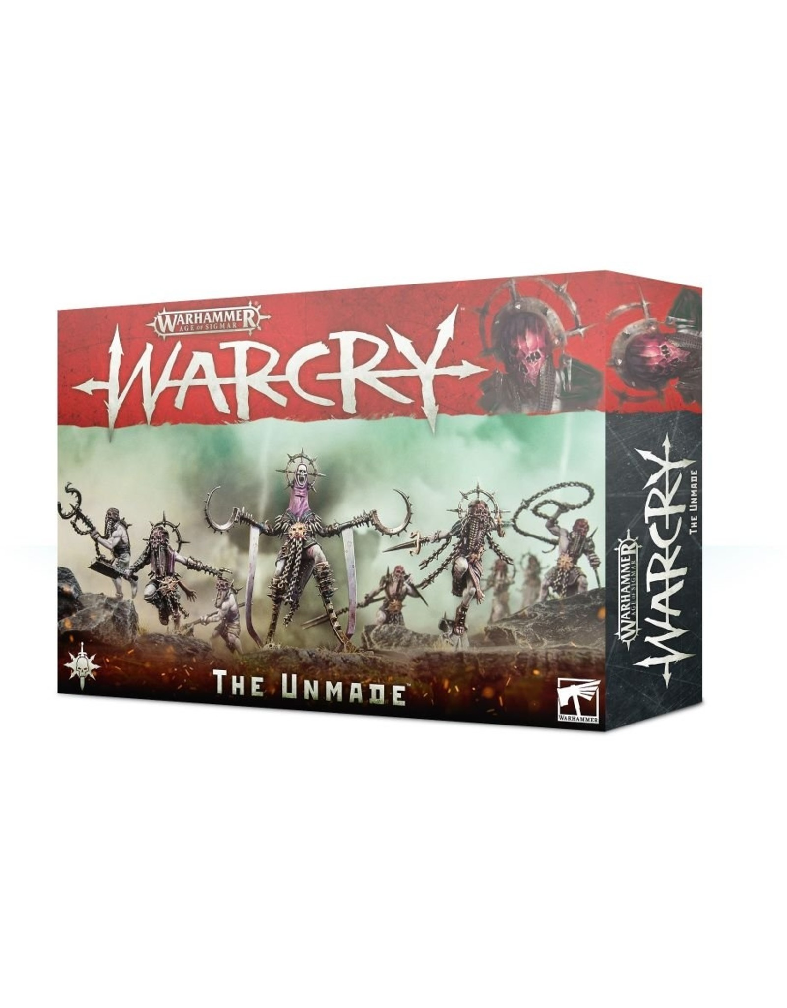 Games Workshop Warcry: The Unmade