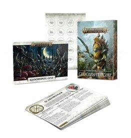 Games Workshop Gloomspite Gitz Warscroll Cards