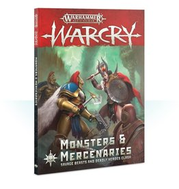 Games Workshop Warcry: Monsters and Mercenari
