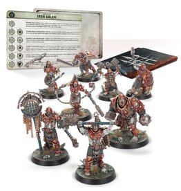 Games Workshop Warcry: Iron Golem