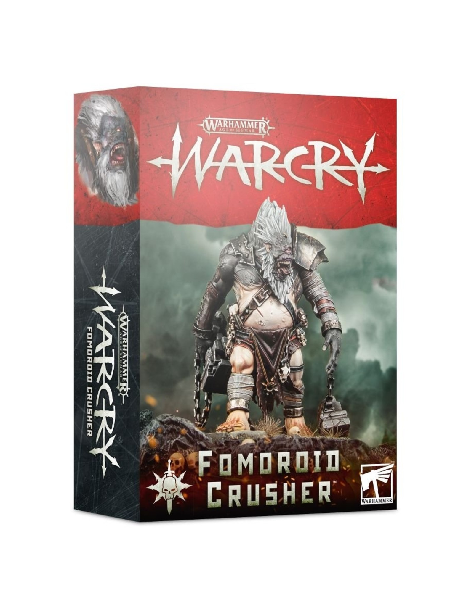 Games Workshop Warcry: Fomoroid Crusher