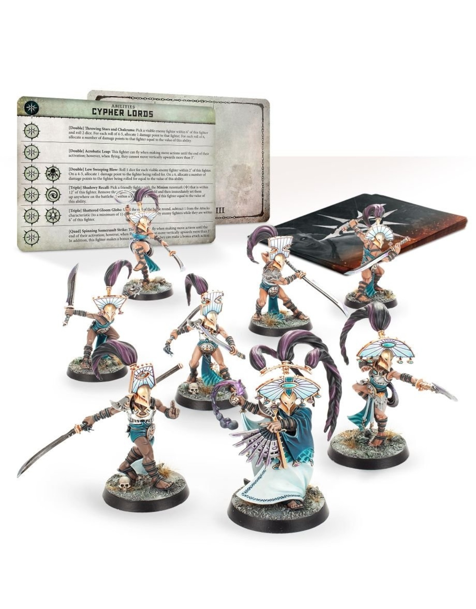 Games Workshop Warcry: Cypher Lords