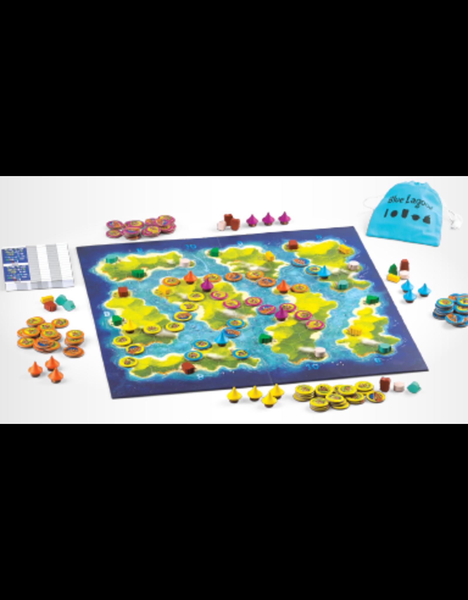 Blue Orange Games Blue Lagoon