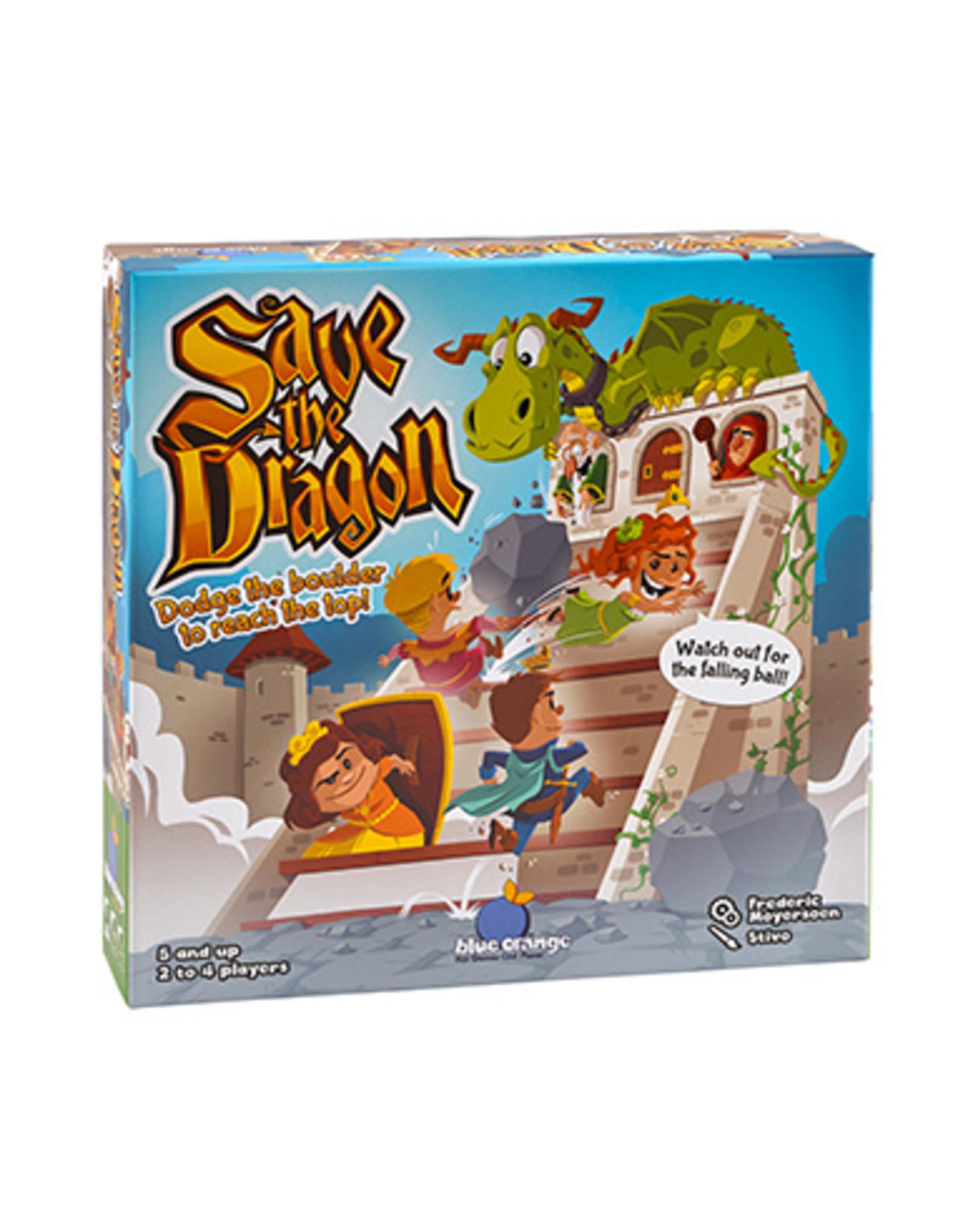 Blue Orange Games Save the Dragon
