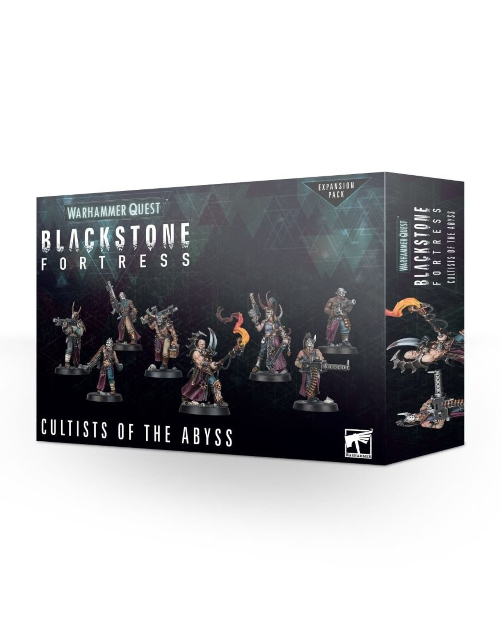 Games Workshop Blackstone Fortress: Cultists