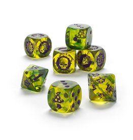 Games Workshop Blood Bowl: Snotling Team Dice