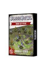 Games Workshop Blood Bowl: Wood Elves Pitch & Dugout