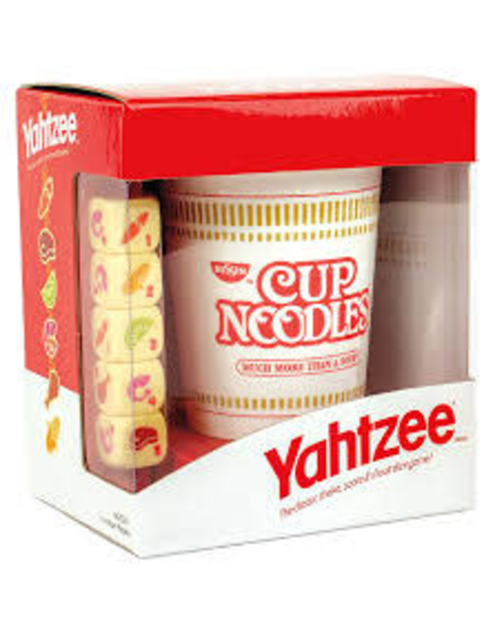 The OP Yahtzee: Cup of Noodles
