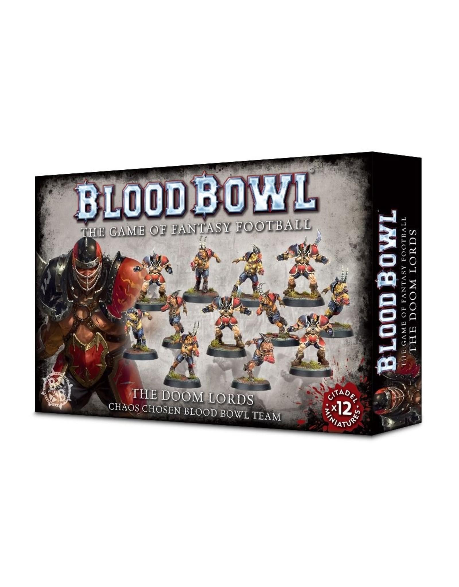Games Workshop Blood Bowl: The Doom Lords