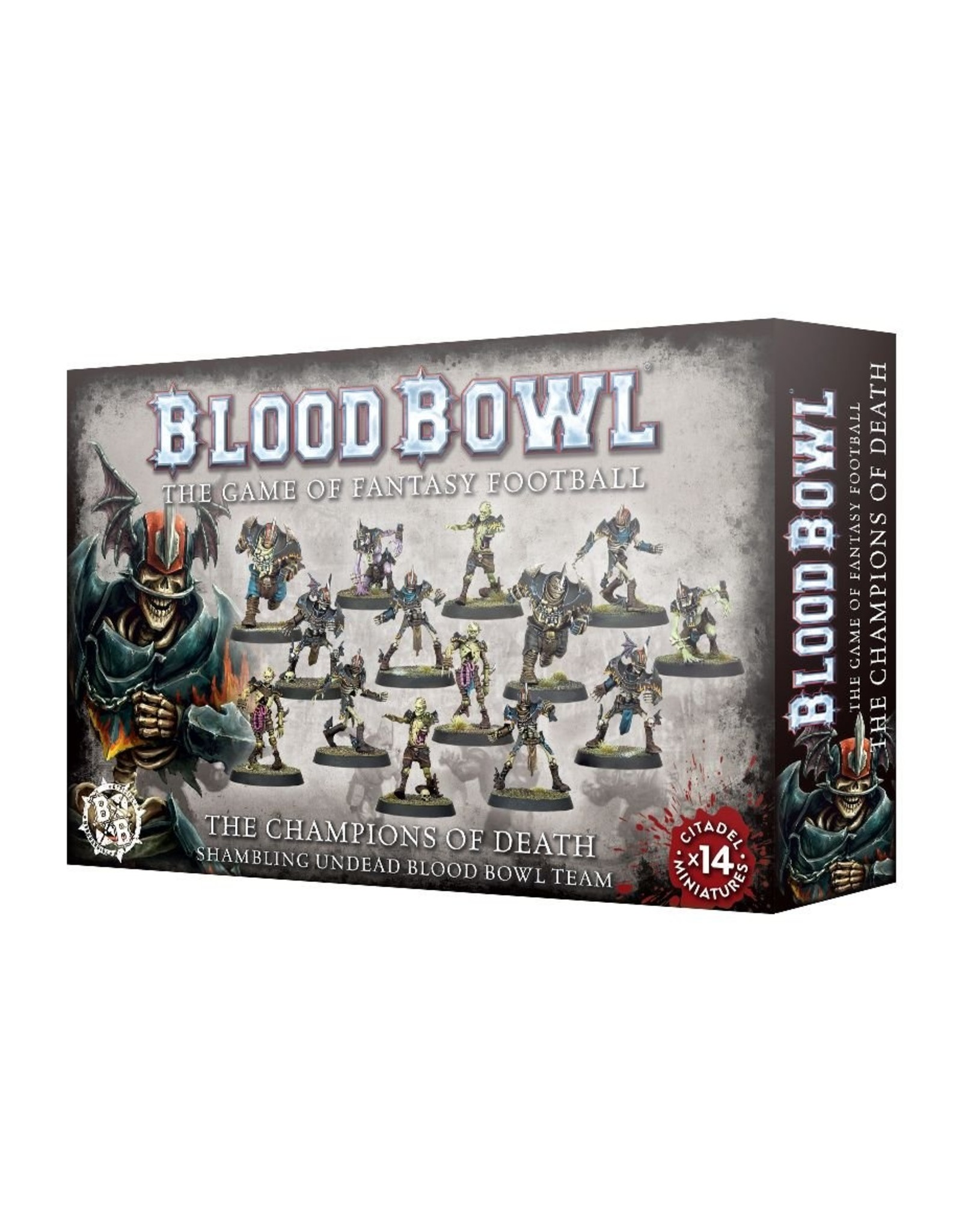 Games Workshop Blood Bowl: The Champions of Death