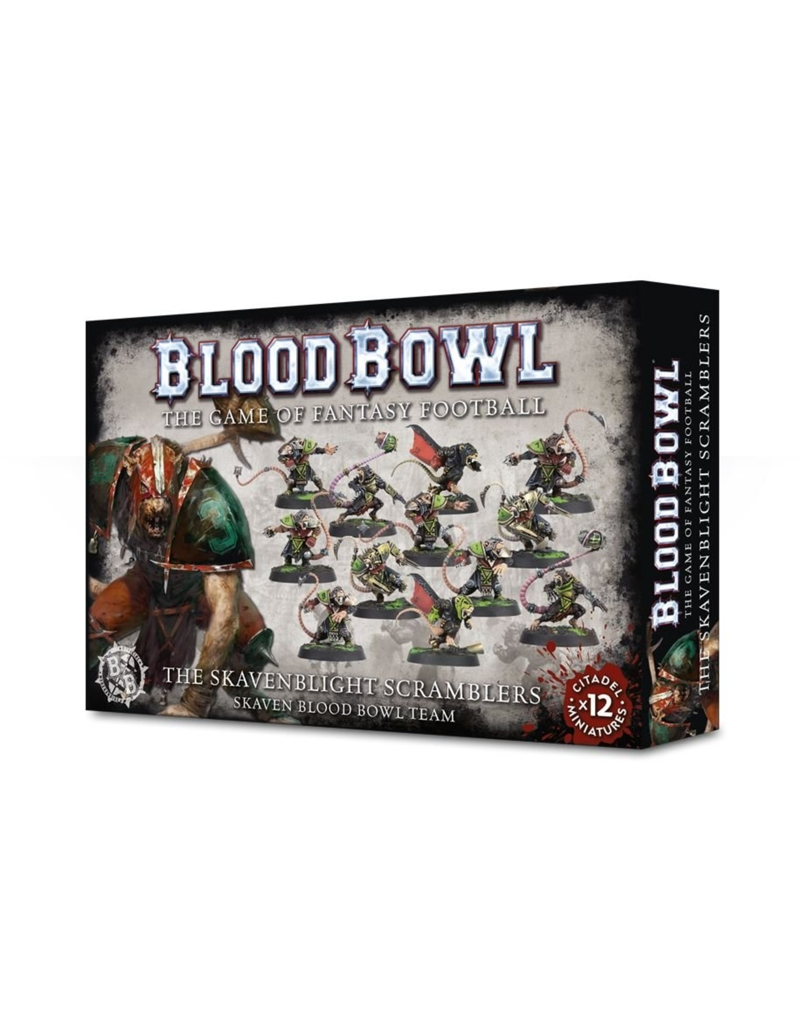 Games Workshop Blood Bowl: Skaven Scramblers
