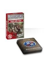 Games Workshop Blood Bowl: Shambling Undead Cards