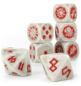 Games Workshop Blood Bowl: Ogre Team Dice Set