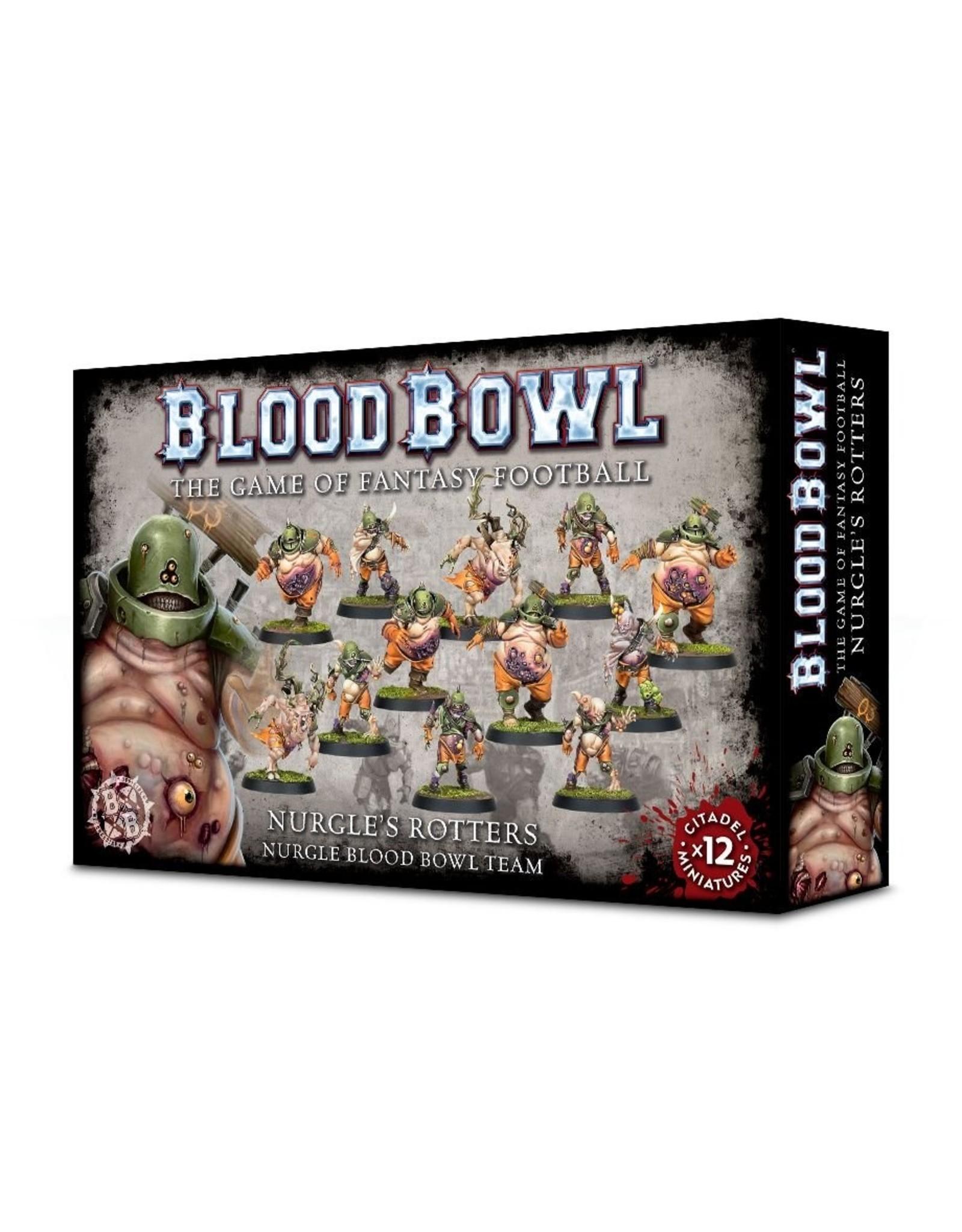 Games Workshop Blood Bowl: Nurgle's Rotters