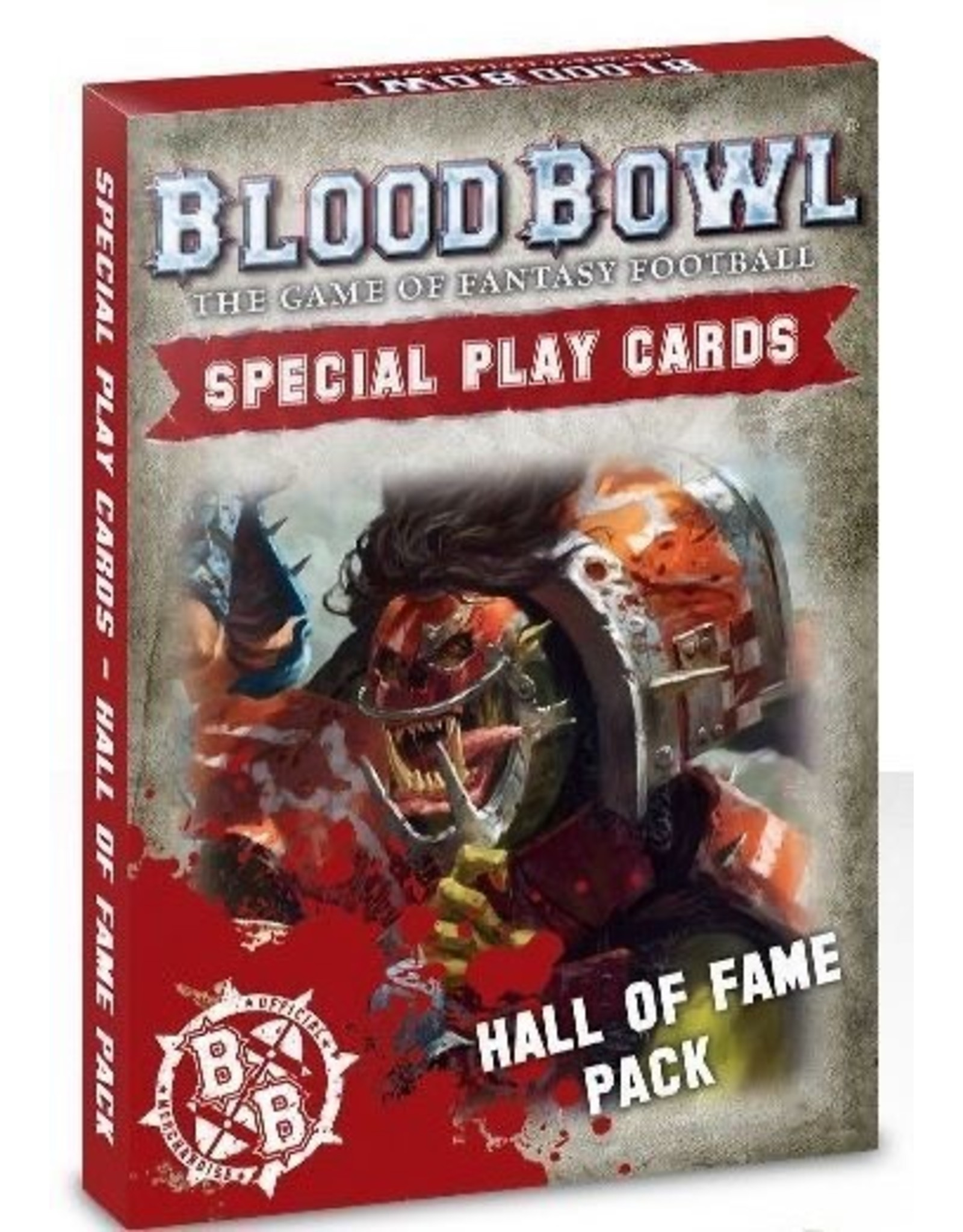 Games Workshop Blood Bowl: Hall of Fame Cards