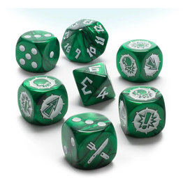 Games Workshop Blood Bowl: Halfling Dice