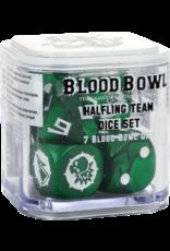 Games Workshop Blood Bowl: Halfling Dice