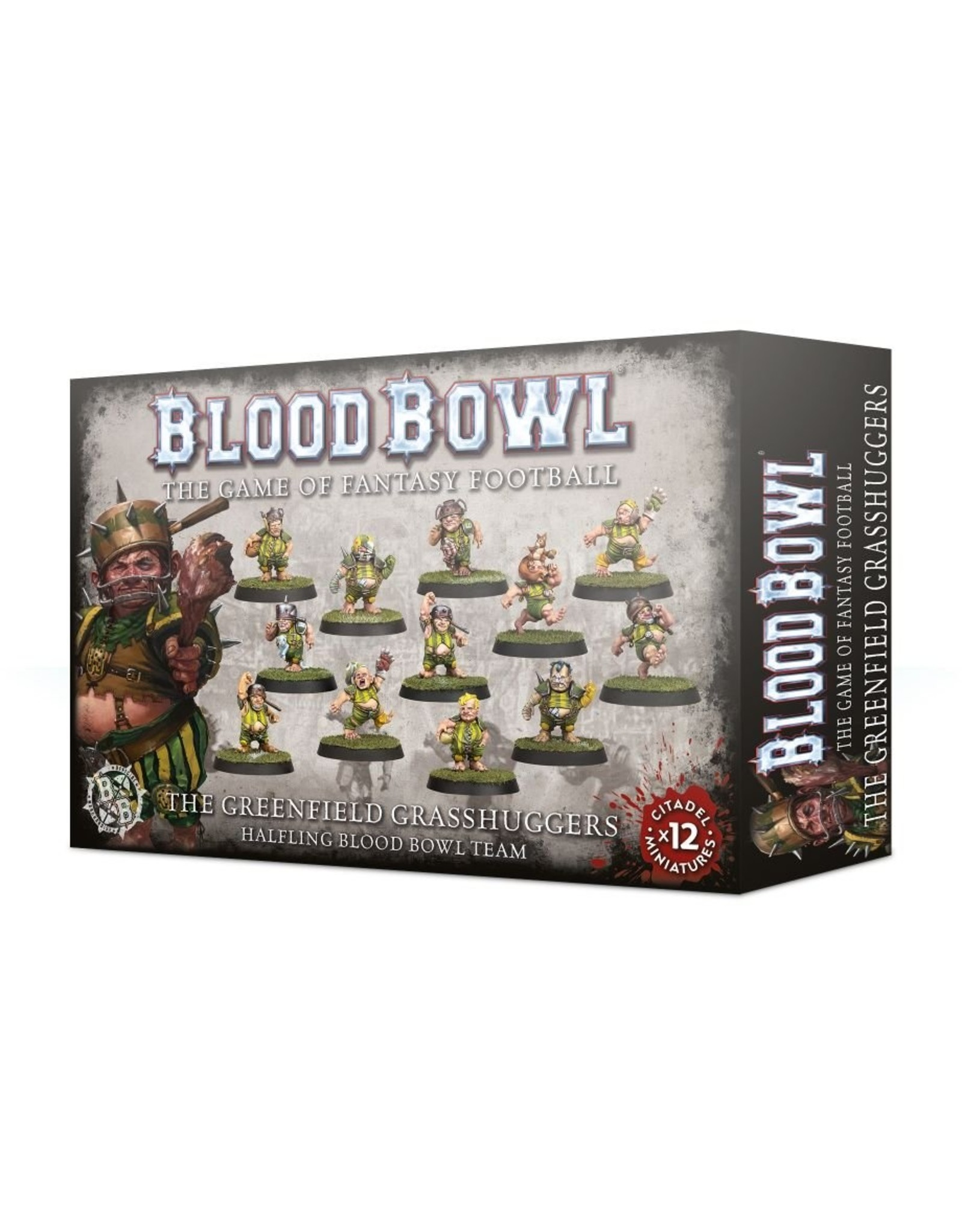 Games Workshop Blood Bowl: Greenfield Grasshuggers