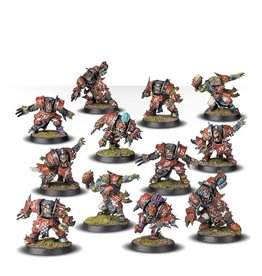 Games Workshop Blood Bowl: Gouged Eye Orc Team