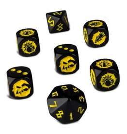 Games Workshop Blood Bowl: Goblin Team Dice
