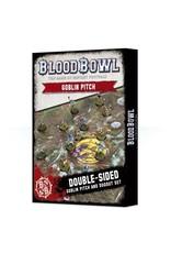 Games Workshop Blood Bowl: Goblin Pitch & Dugout