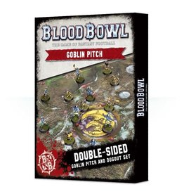 Games Workshop Blood Bowl: Goblin Pitch & Dugout