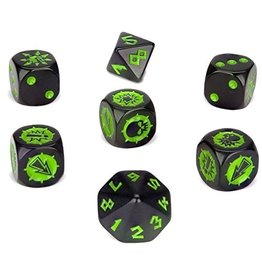 Games Workshop Blood Bowl: Chaos Renegades Dice