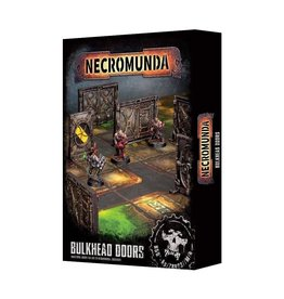 Games Workshop Necromunda: Bulkhead Doors