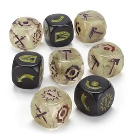 Games Workshop WH Underworlds: Ylthari's Guardians Dice