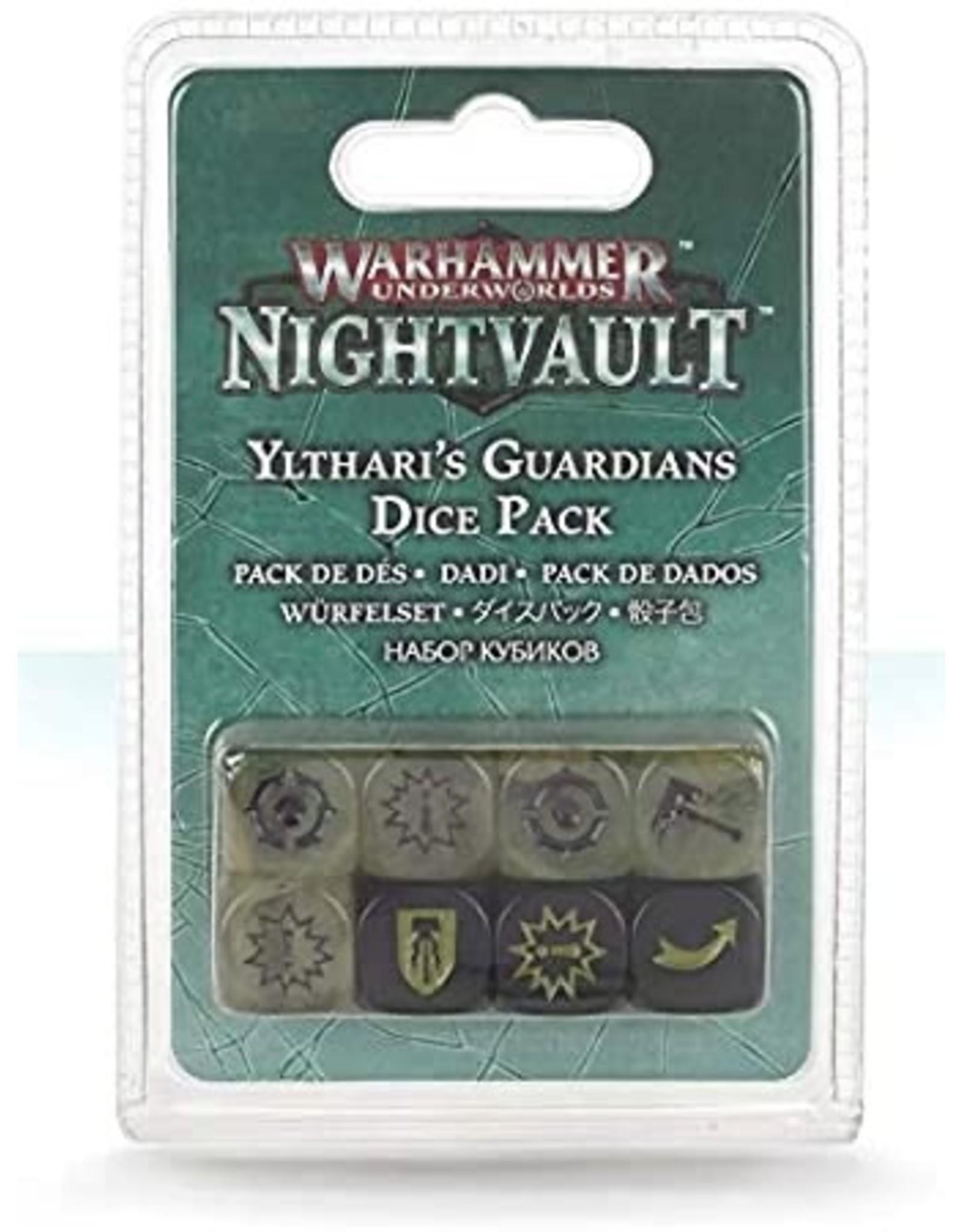 Games Workshop WH Underworlds: Ylthari's Guardians Dice