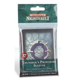 Games Workshop WH Underworlds: Thundrik's Profiteers Sleeves