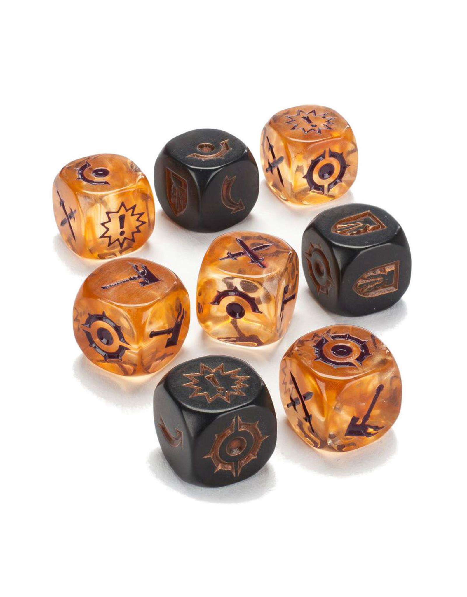 Games Workshop WH Underworlds: Thundrik's Profiteers Dice