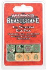 Games Workshop WH Underworlds: The Wurmspat Dice