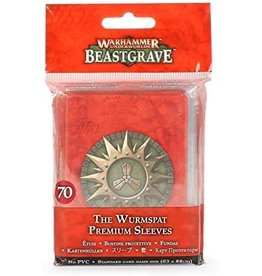 Games Workshop WH Underworlds: The Wurmspat Sleeves