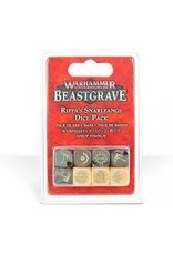 Games Workshop WH Underworlds: Rippa's Snarlfangs Dice