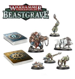 Games Workshop WH Underworlds: Hrothgorns Mantrappers