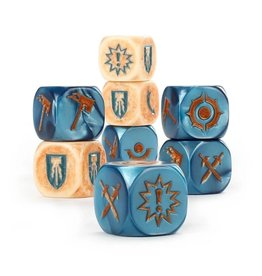Games Workshop WH Underworlds: Hrothgorn's Mantrappers Dice