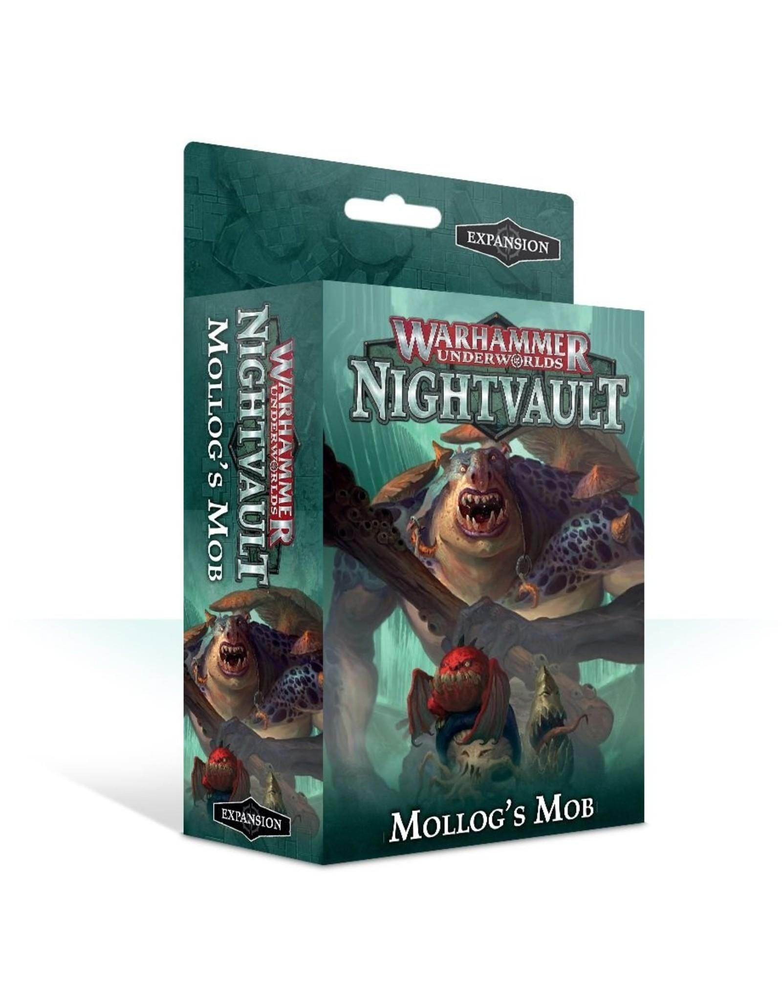 Games Workshop WH Underworlds Mollog's Mob