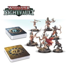 Games Workshop WH Underworlds Godsworn Hunt