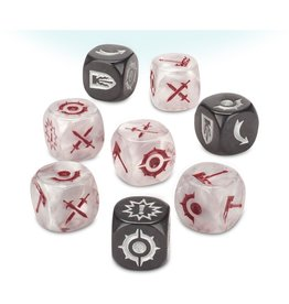 Games Workshop Shadespire Dice Godsworn Hunt