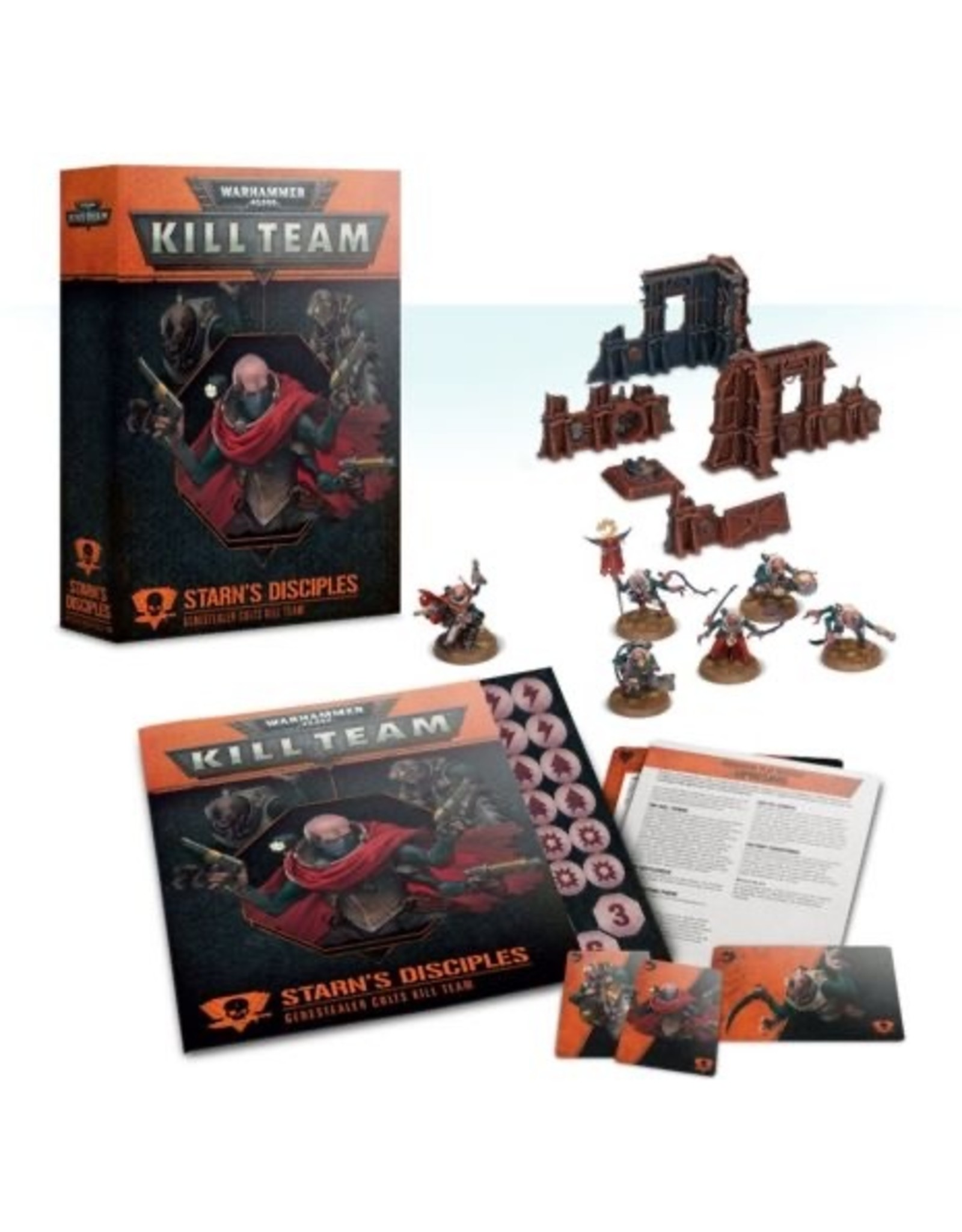 Games Workshop Kill Team: Starn's Disciples