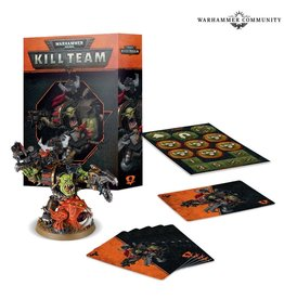Games Workshop Kill Team: Gitzog Wurldkilla