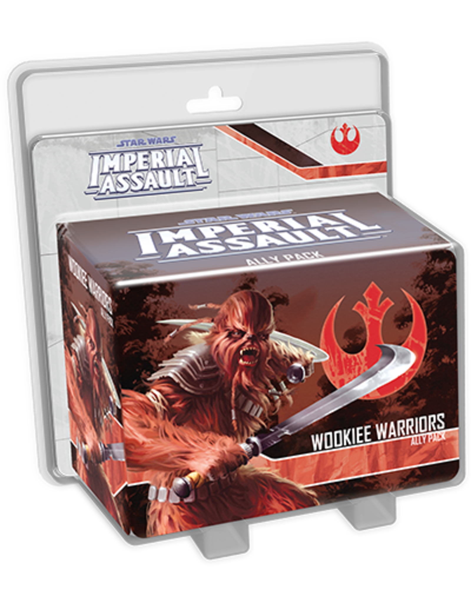 Fantasy Flight Games Star Wars Imperial Assault: Wookie Warriors Ally Pack